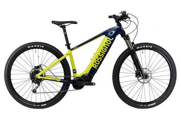 e-Bike - Rossi